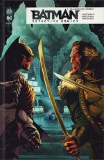 Batman : detective T3 : La ligue des ombres (0), comics chez Urban Comics de Tynion IV, Eddy Barrows, Duce, Blanco, Takara, Martinez, White, Maiolo, Lucas, Sinclair, Anderson, Passalaqua, Rauch, Ferreira