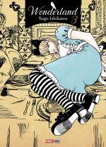 Wonderland T3, manga chez Panini Comics de Ishikawa