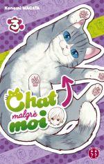 Chat malgré moi T3, manga chez Nobi Nobi! de Wagata