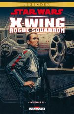 Star Wars - X-Wing Rogue Squadron T3 : Intégrale (0), comics chez Delcourt de Stackpole, Hall, Johnson, Hall, Nadeau, Crespo, McNamee, David, Bradstreet, Goleash