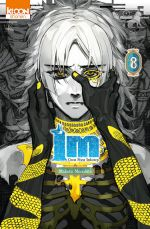 Im - Great Priest Imhotep  T8, manga chez Ki-oon de Morishita