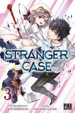 Stranger case T3, manga chez Pika de Shirodaira, Katase