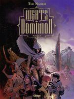Nights Dominion T1, comics chez Glénat de Naifeh