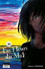 Les fleurs du mal  T10, manga chez Ki-oon de Oshimi