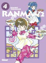 Ranma ½ T4, manga chez Glénat de Takahashi