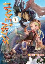 Made in abyss T1, manga chez Ototo de Tsukushi