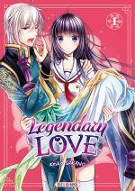 Legendary love T1, manga chez Soleil de Sakano