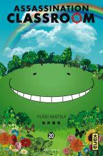 Assassination classroom T20, manga chez Kana de Yusei