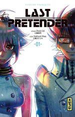 Last pretender T1, manga chez Kana de Eto, Miwa