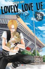Lovely love lie T20, manga chez Soleil de Aoki