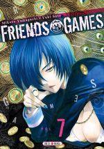 Friends games  T7, manga chez Soleil de Yamaguchi