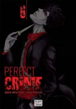Perfect crime T6, manga chez Delcourt Tonkam de Miyatsuki, Kanzaki