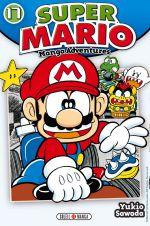 Super Mario T17, manga chez Soleil de Sawada