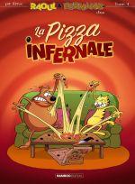Raoul & Fernand T4 : La pizza infernale (0), bd chez Bamboo de Erroc, Ducasse, Ducasse