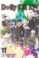 Dolly kill kill T11, manga chez Pika de Kurando, Nomura
