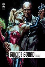 Suicide Squad Rebirth T4 : Terre brûlée (0), comics chez Urban Comics de Williams, Sejic, Daniel, Edwards, Morey, Bermejo