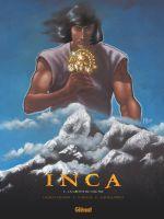 Inca T2 : La Grotte du Nautile (0), bd chez Glénat de Granier, Bollée, Jiménez Alburquerque, Guénet