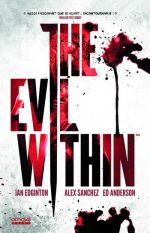 The evil within, comics chez Omaké books de Edginton, Anderson, Sanchez, Hi-Fi Design