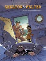 Shelton & Felter T2 : Le spectre de l'Adriatic (0), bd chez Kennes éditions de Lamontagne, Smulkowski