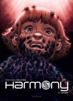 Harmony T4 : Omen (0), bd chez Dupuis de Reynes, Vernay