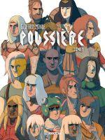 Poussière T1, bd chez Delcourt de Monde
