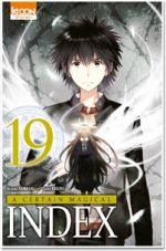 A certain magical index T19, manga chez Ki-oon de Kamachi, Kogino