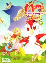 Momo et le messager du soleil T2, manga chez Ki-oon de Sasano