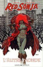 Red Sonja  : L'Autre Monde (0), comics chez Graph Zeppelin de Chu, Gomez, Fiorito, Mohan, Mckone