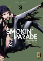 Smokin'parade T3, manga chez Kana de Kataoka, Kondou