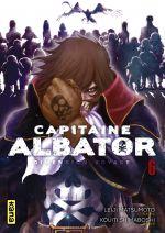 Capitaine Albator Dimension voyage T6, manga chez Kana de Matsumoto, Shimaboshi