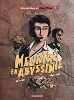 Renée Stone T1 : Meurtre en Abyssinie (0), bd chez Dargaud de Birmant, Oubrerie, Bègue