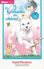 Le Paradis des chiens T9, manga chez Glénat de Tatsuyama, Tanaka, Matsui