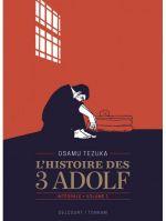 L'histoire des 3 Adolf T1 : Edition prestige (0), manga chez Delcourt Tonkam de Tezuka