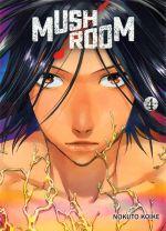 Mushroom T4, manga chez Komikku éditions de Koike