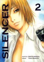 Silencer T2, manga chez Komikku éditions de Buronson