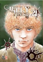 Billy the kid 21 T1, manga chez Black Box de Rokuda