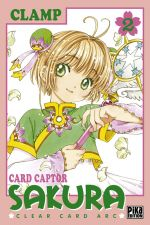 Card Captor Sakura - Clear card arc T2, manga chez Pika de Clamp