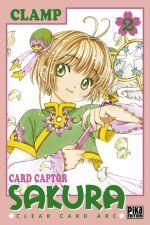 Card Captor Sakura - Clear card arc T2, manga chez Pika de Clamp