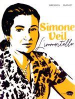 Simone Veil : L'immortelle (0), bd chez Marabout de Bresson, Duphot