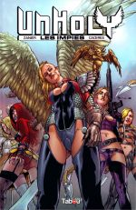 Unholy T1 : Les impies (0), comics chez Tabou de Zanier, Caceres