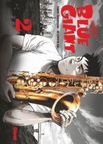 Blue giant T2, manga chez Glénat de Ishizuka