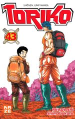 Toriko T43, manga chez Kazé manga de Shimabukuro