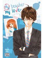 My teacher, my love T1, manga chez Delcourt Tonkam de Koda