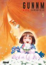 Gunnm Mars chronicle T5, manga chez Glénat de Kishiro