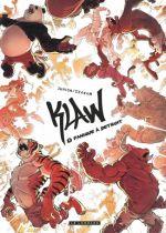 Klaw T9 : Panique à Detroit (0), bd chez Le Lombard de Ozanam, Jurion, Guillé