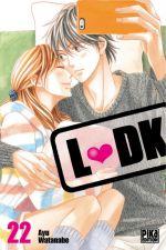 L-DK T22, manga chez Pika de Watanabe
