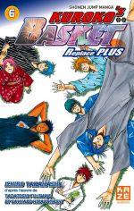 Kuroko's basket Replace PLUS T6, manga chez Kazé manga de Hirabayashi,  Fujimaki