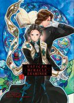 Vatican miracle examiner T2, manga chez Komikku éditions de Fujiki, Hino