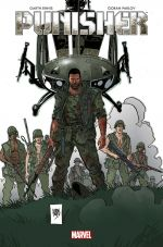 Punisher : La section (0), comics chez Panini Comics de Ennis, Parlov, Bellaire