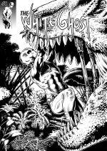 The White Ghost T1, comics chez (à compte d'auteur) de Duvet